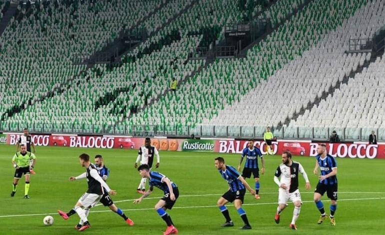 Publican plan para reanudar la Serie A