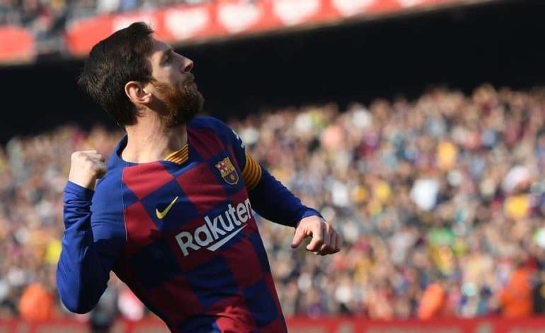 El reinado de Messi