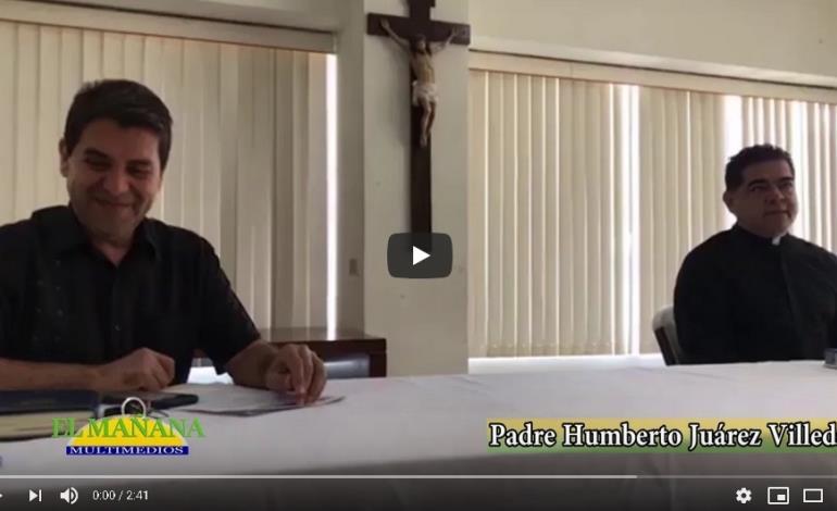 Lista consagración del nuevo Obispo de Cd. Valles.