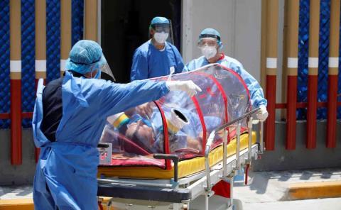 17 muertos de Covid en Valles