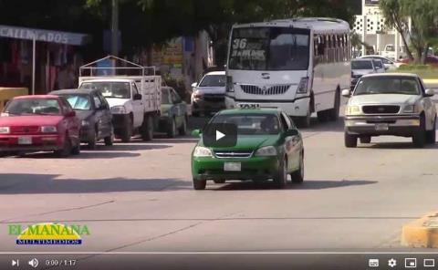 Taxistas quieren autorización para un cuarto pasajero
