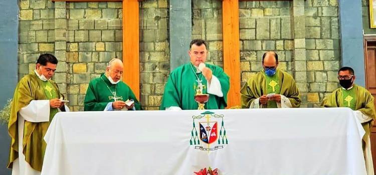 Reanudan misas en Catedral el sábado