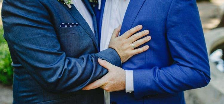 """""""Gays"""" no se divorcian"""
