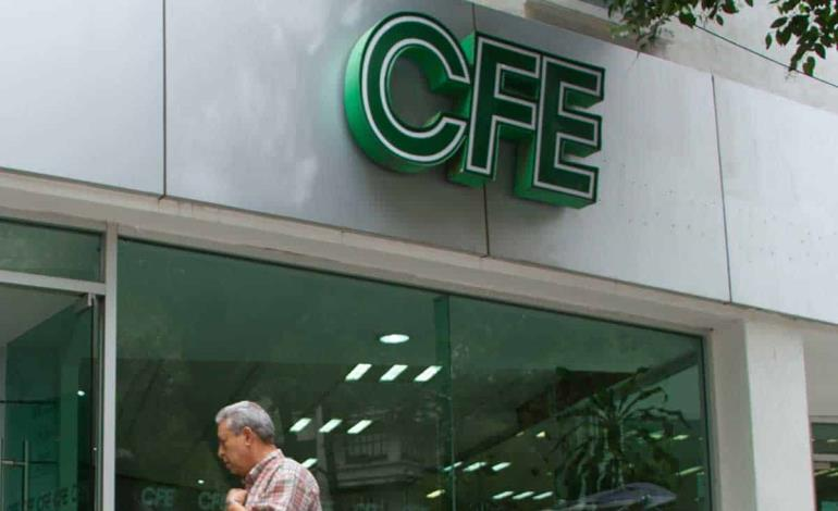 Frenaron ´tarifazo´ de CFE