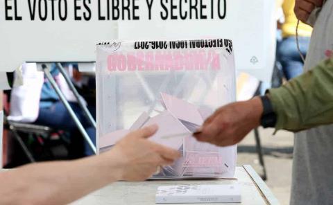 Voto adelantado en elección 2021