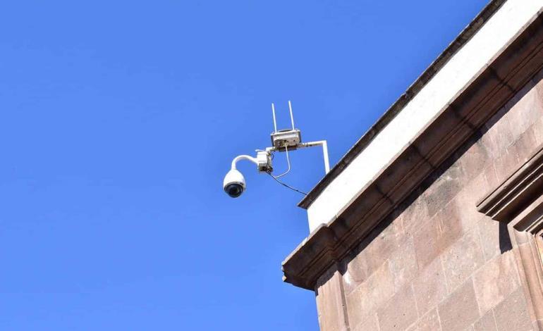 Municipio instalará 1500 cámaras de vigilancia