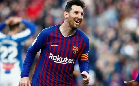 ¡Lionel Messi se queda!