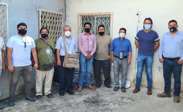 Cantineros denuncian a falsos inspectores