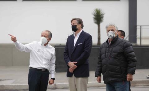 Embajador de EU visitó San Luis