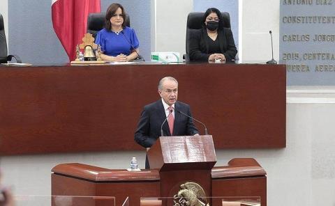 Entrega JM Carreras su 5to. Informe de Gobierno