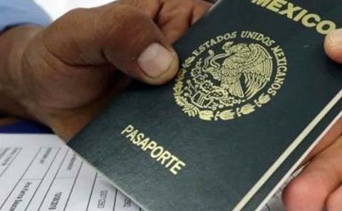 Fraudes con pasaportes