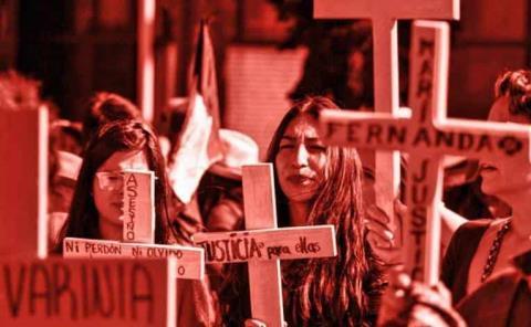 "Erigirán estatuas por ""feminicidios"""