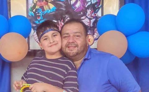 Divertida fiesta para Jesús Eduardo Torres