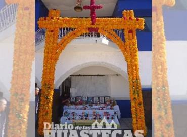 Solo harán los altares y ofrendas en la Alcaldía