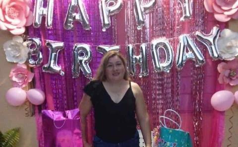 Cena en honor de Silvia Medina