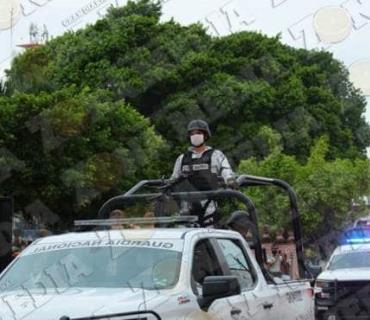 Guardia Nacional reinició operativos