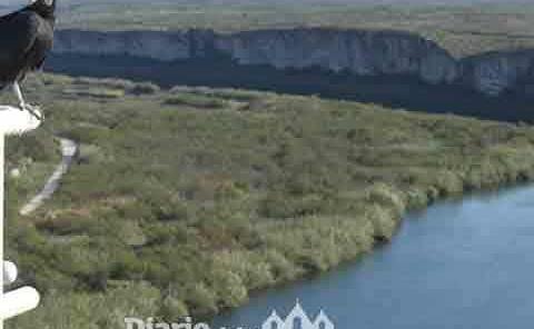 México cumple entrega de agua a Estados Unidos