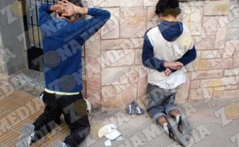 Niños delincuentes detectan en la región