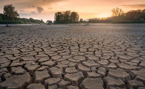 Viene sequía por 6 meses