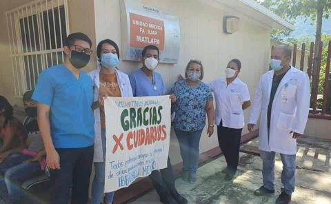 Voluntariado de Iberdrola reconoce labor de médicos