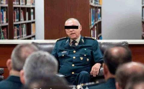 No se pagará defensa del  general Cienfuegos: AMLO