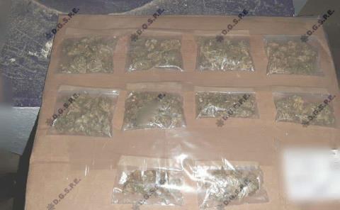 Vendedores de droga