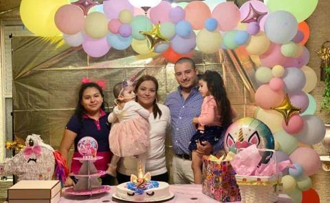 Fiesta infantil a Layla Sobrevilla