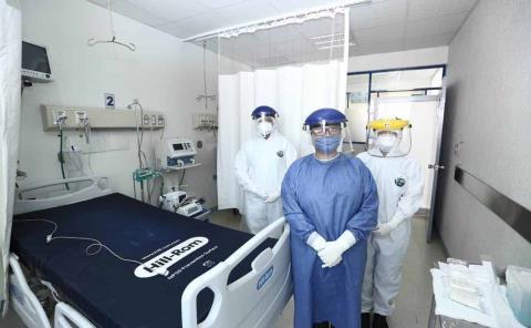 16 mil han vencido al coronavirus