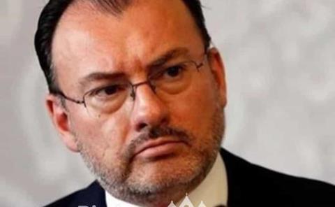 AMLO exhorta a Luis Videgaray a declarar