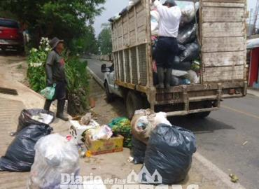 Generaron más de 13 toneladas de basura