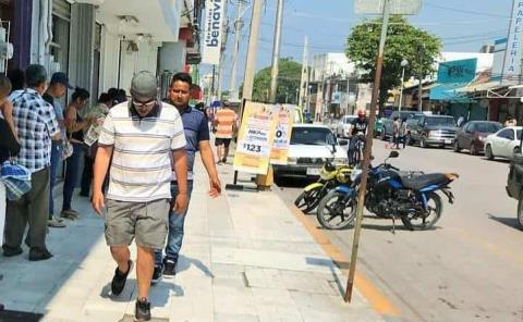 Meterán en orden a los motociclistas