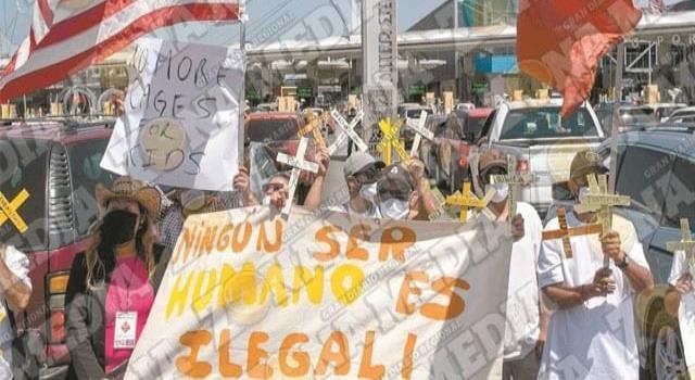 Paisanos claman reforma migratoria
