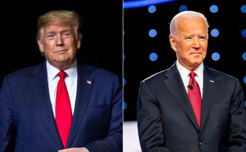 ¿Biden o Trump?