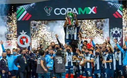 Monterrey campeón de todo