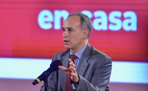 Vacuna contra Covid es no negociable; López-Gatell
