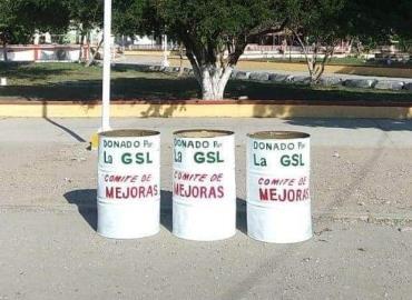 "Donaron tanques a ""Plaza 21 de Junio"""