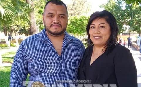 Contrajeron matrimonio civil Isabel y José Arturo