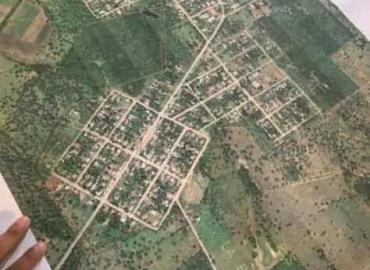 Legalizan predios en la localidad Nuevo Jomté