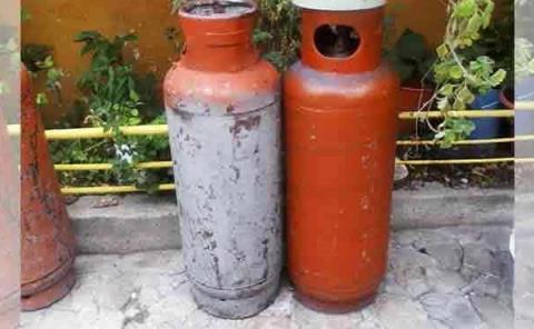 Cilindros de gas útiles por 10 años