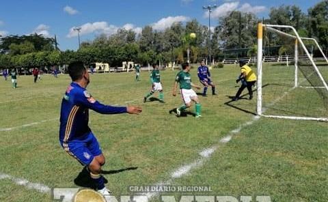 Gran Indignación de los futbolistas rioverdenses