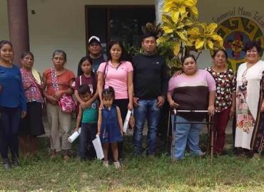 Impartieron un taller de lengua indígena