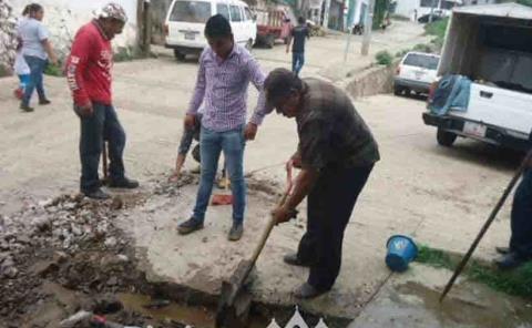 Ayuntamiento normalizó  la distribución del agua
