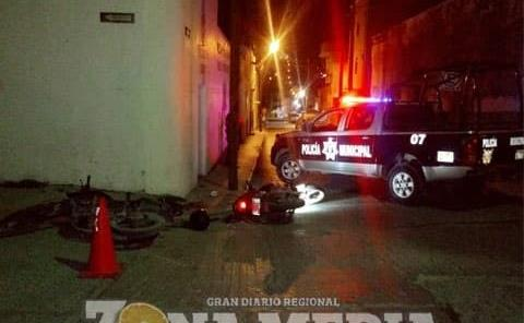 Dos motociclistas heridos en choque