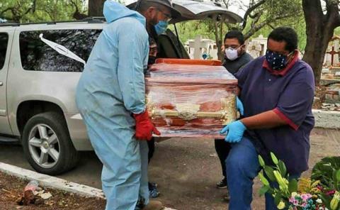 Aumenta demanda de apoyo funerario