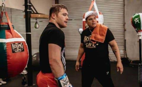 No importaría pelear en Navidad: 'Canelo'