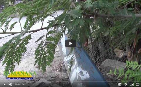 La falta de agua potable en la zona Tének