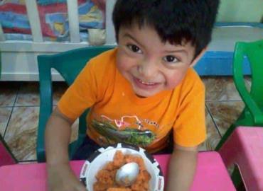 Alimentación en la niñez temprana
