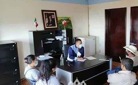 Presidente del Concejo atendió a la ciudadanía