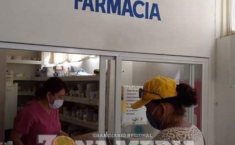 Bajó demanda de medicamento