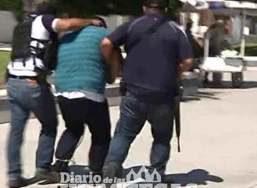 Detienen a golpeador  de mujeres de Corozal